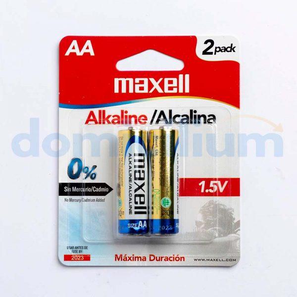 Batería AA alcalina
