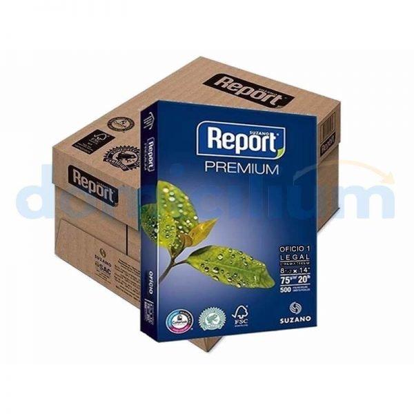 Papel Fotocopia Report