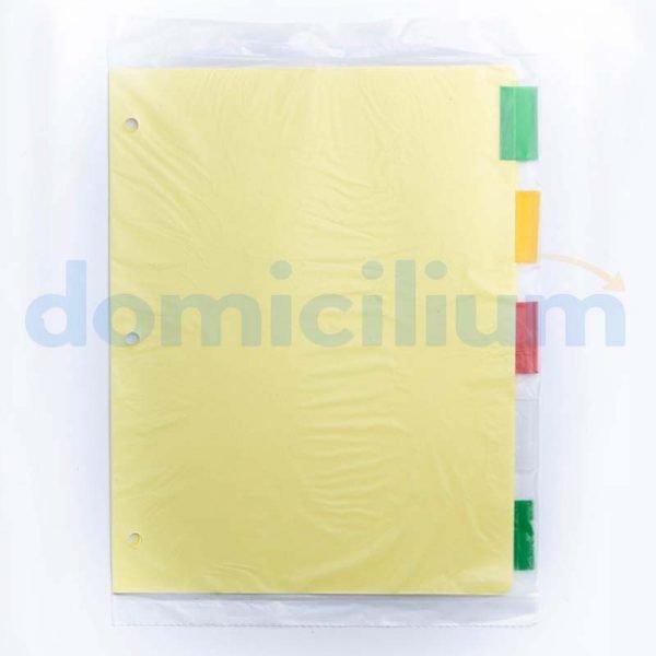 Division portafolio