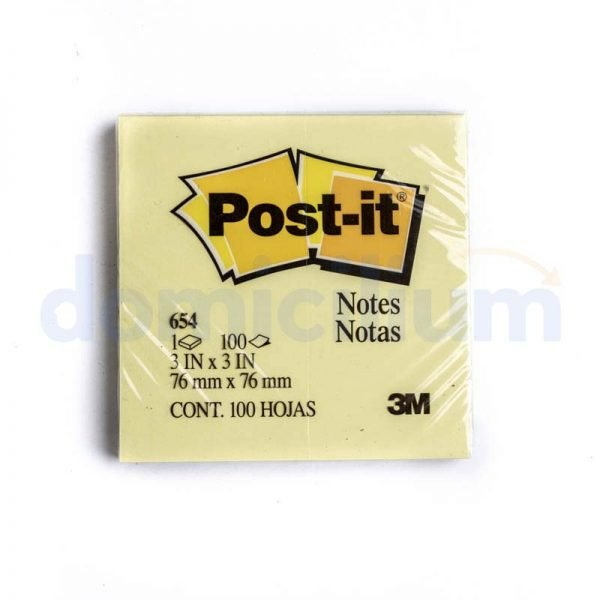 Notas adhesivas Post-it