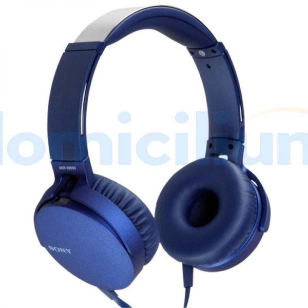 Audifono Sony Azul