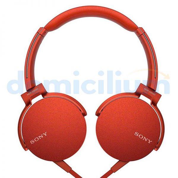 Audifono Sony Rojo