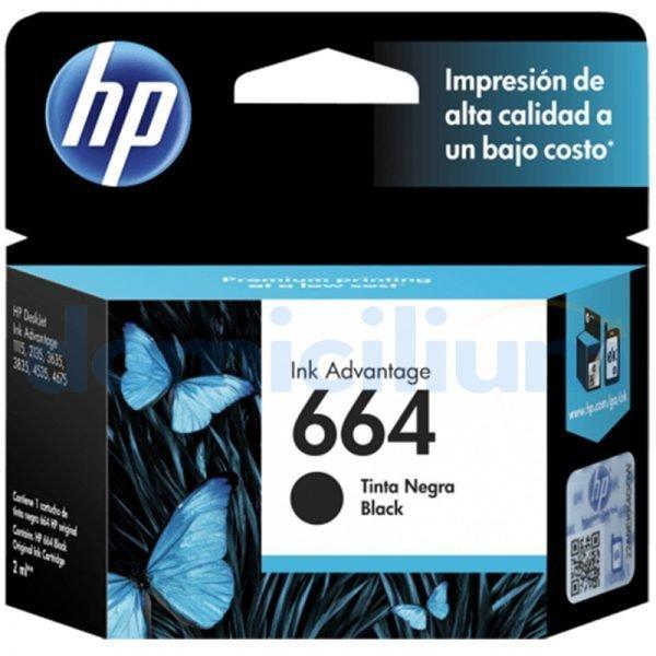 HP 664 TriColor