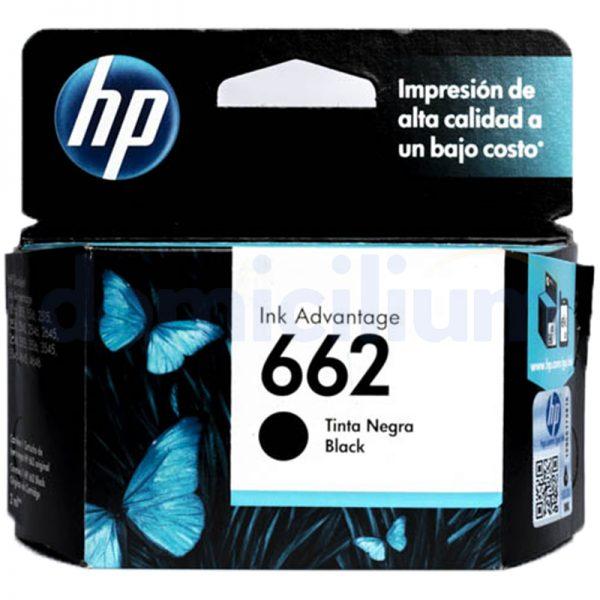 HP 662 Negra