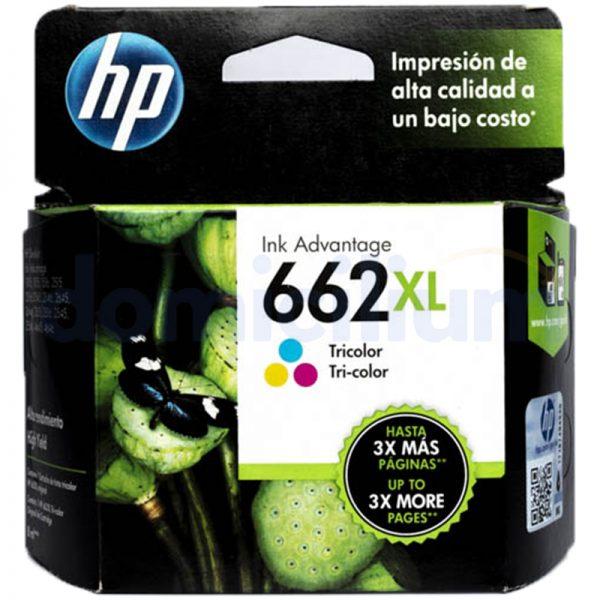 HP 662 XL TriColor