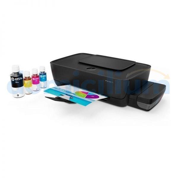 HP impresora Deskjet tank 115
