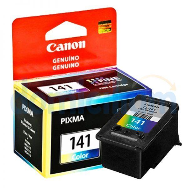 Canon Cartucho Color CL-141 8 ml