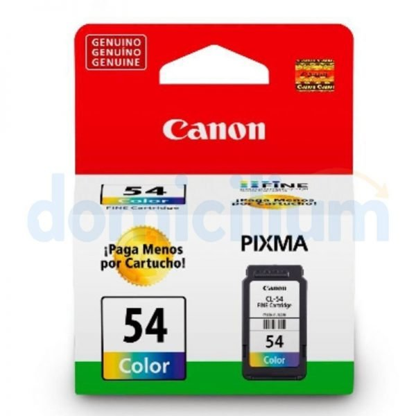 Canon Cartucho Color CL-54