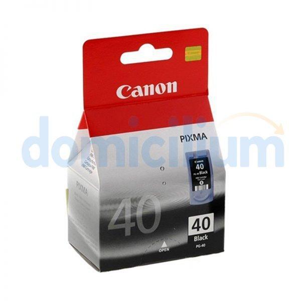 Canon Cartucho Negro PG40