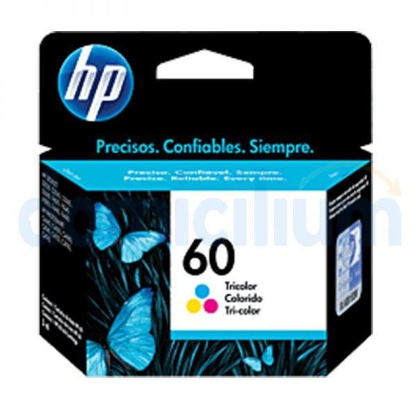 HP Cartucho Color #60