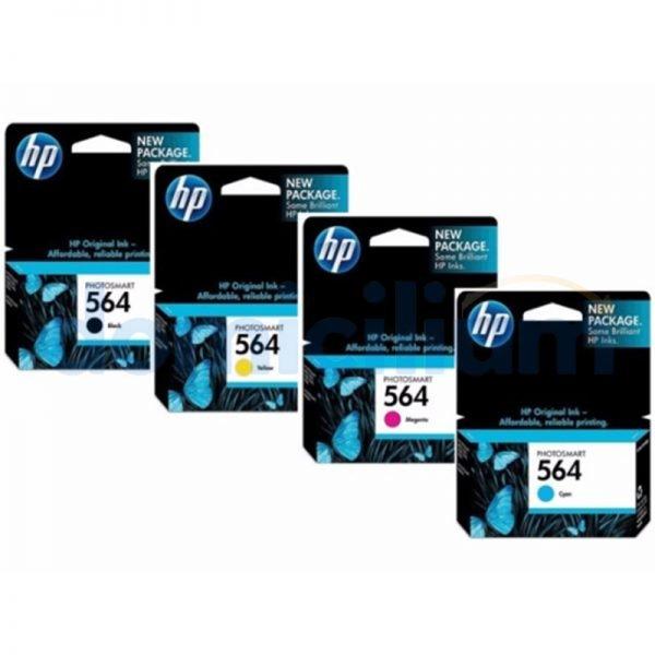 HP cartucho de tinta 564