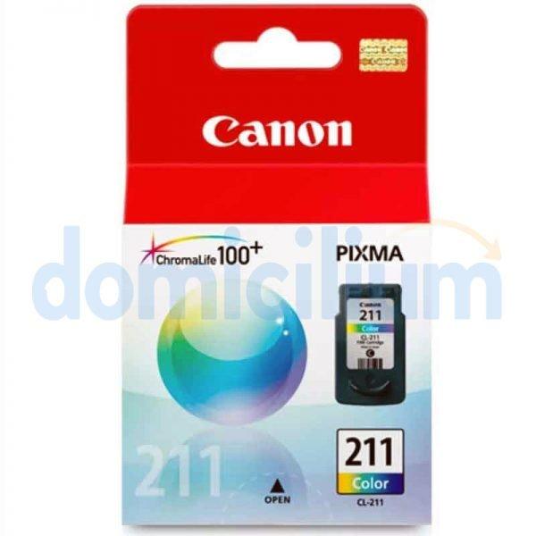 Canon Cartucho CL-211 Color