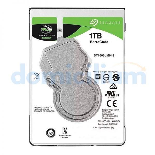 Seagate Disco duro Guardian BarraCuda 1 TB