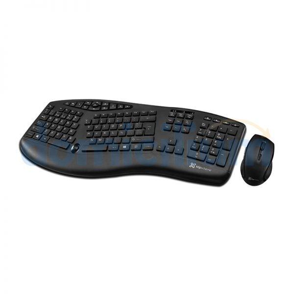 Klip Xtreme Kit Teclado y Mouse KBK-500