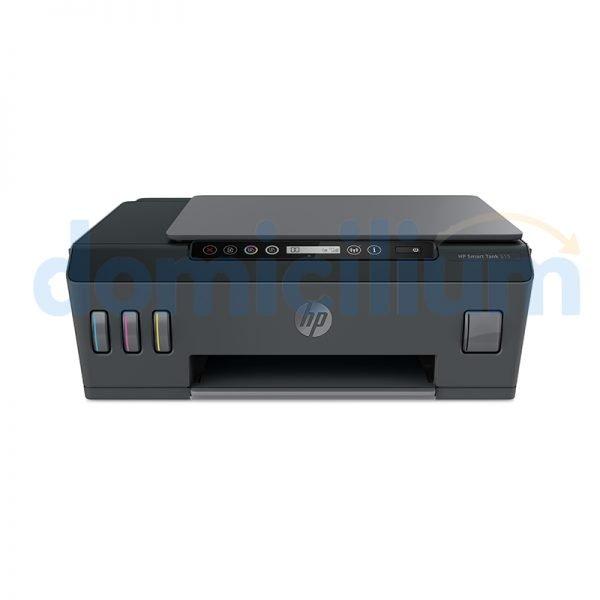 Hp impresora multifuncional smart tank 515