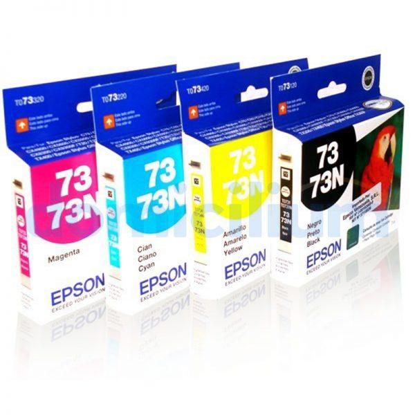 Epson cartucho de tinta 73
