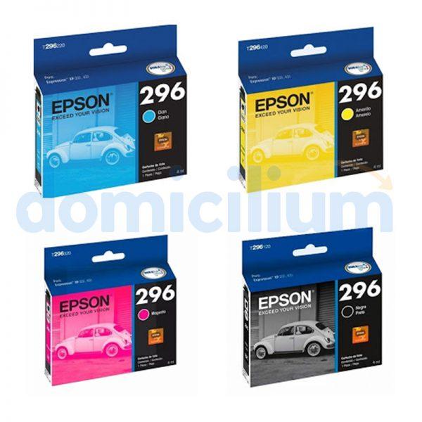Epson Cartucho de tinta #296